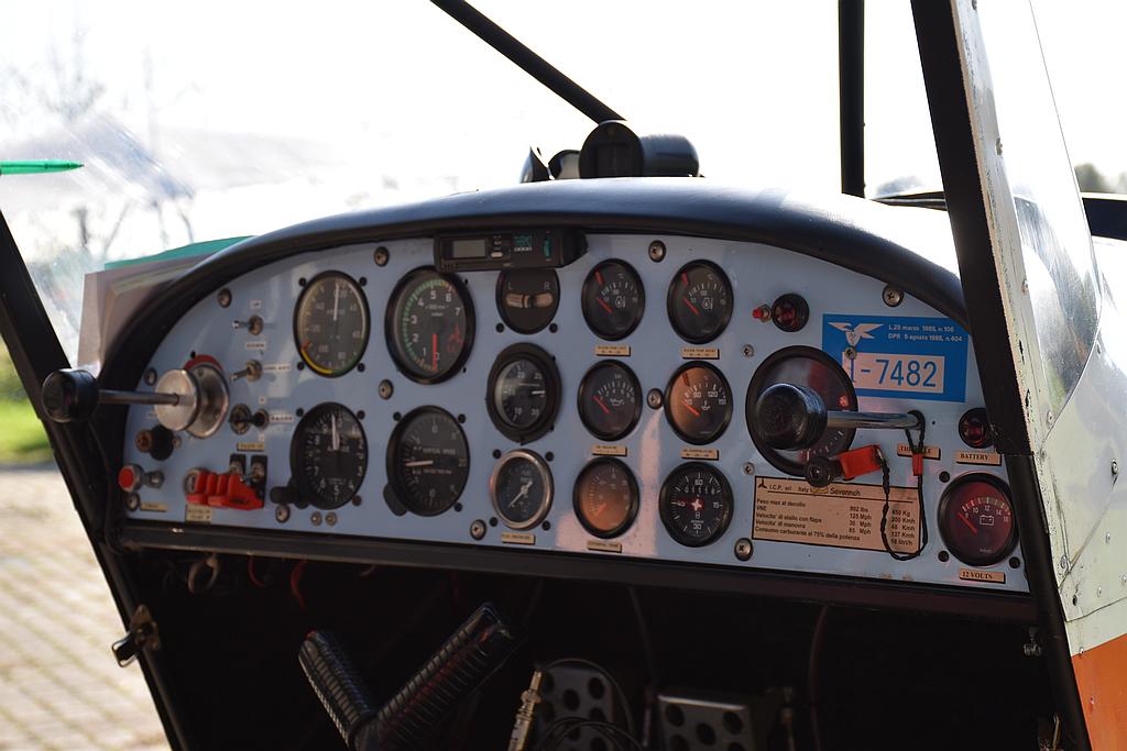 I-7482 cruscotto